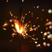 Sparkler by Suvan Chowdhury